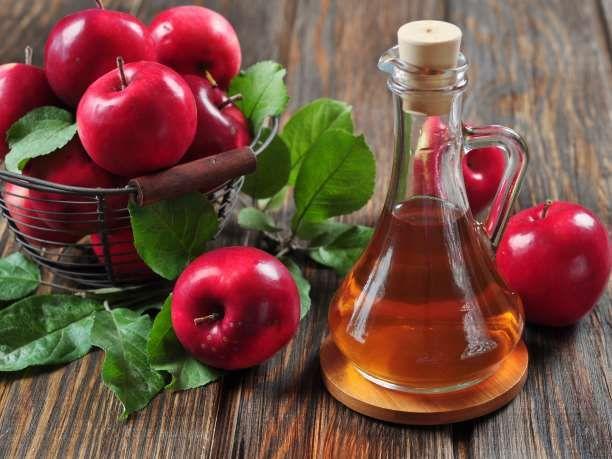 Φτιάξτε μόνοι σας σπιτικό βιολογικό μηλόξυδο