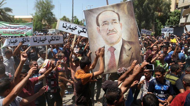 New York Times: Aug. 12, 2014 - Iraqis nominate Maliki successor as prime minister, causing standoff