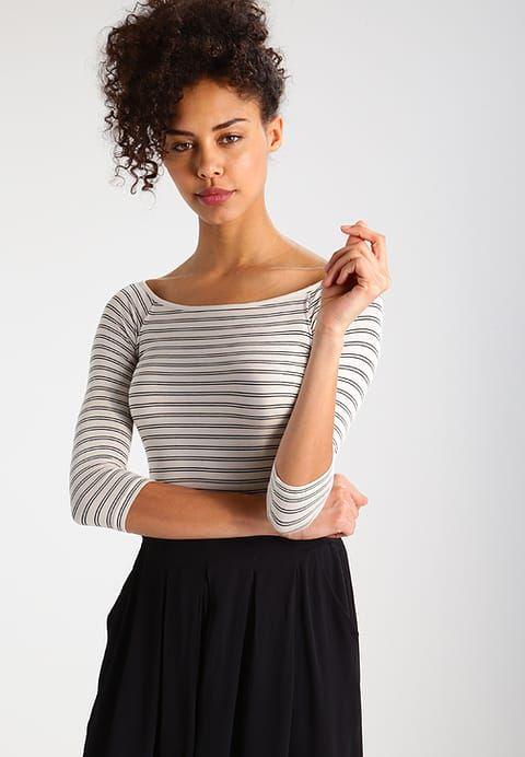 Vêtements Nümph KOLFREYJA - T-shirt à manches longues - birch blanc cassé: 39,95 € chez Zalando (au 08/05/17). Livraison et retours gratuits et service client gratuit au 0800 915 207.