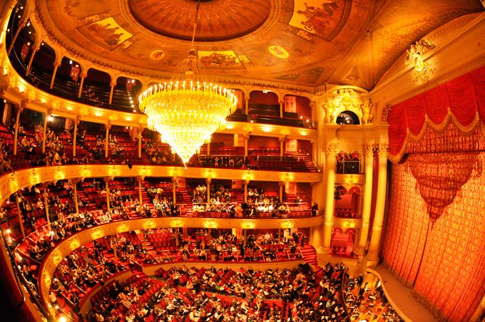 The Philadelphia Orchestra at the Academy Of Music