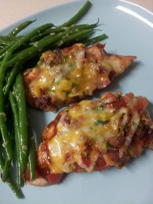 Keto Monteray Chicken - HFLC, low carb, paleo (with cheese)