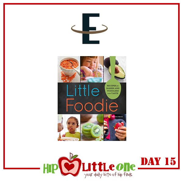 Win 1 of 2 copies of Little Foodie (RRP $24.99)