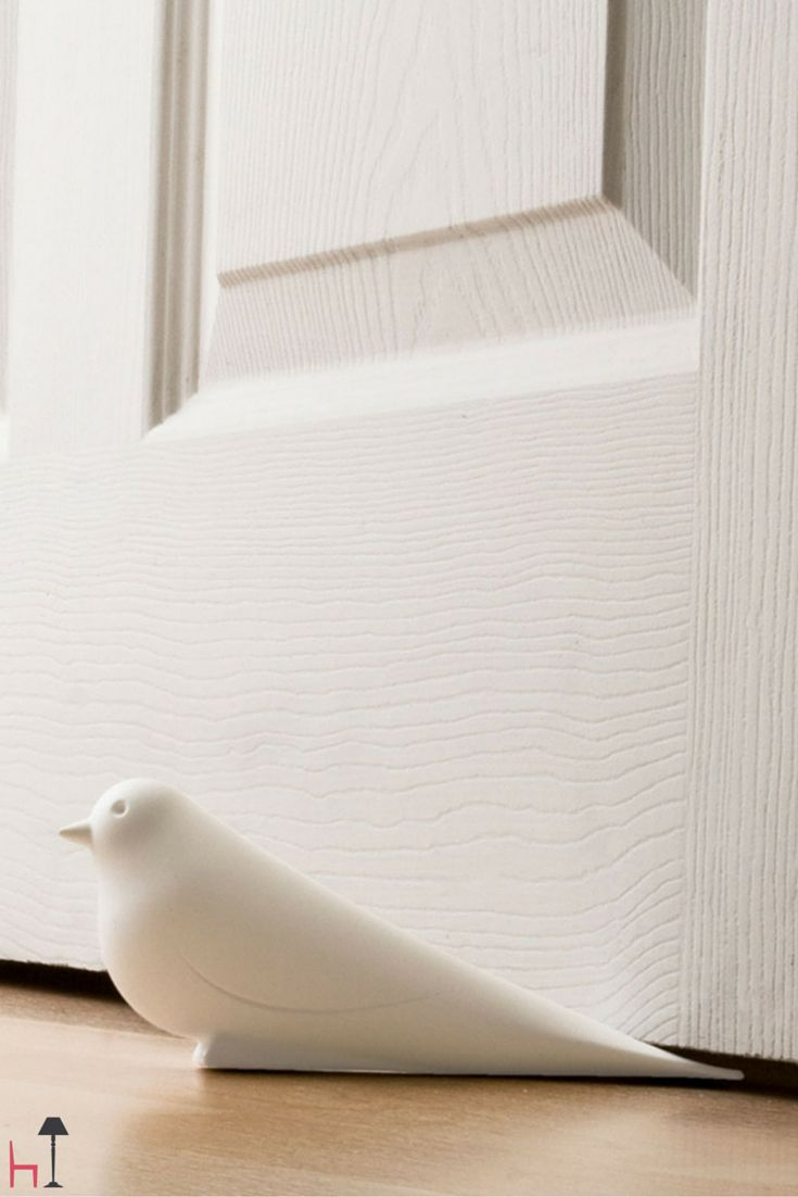 Dove is a fun door stopper by Qualy.
