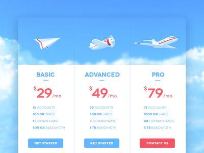 Payment Plans Illustrations - Web Design