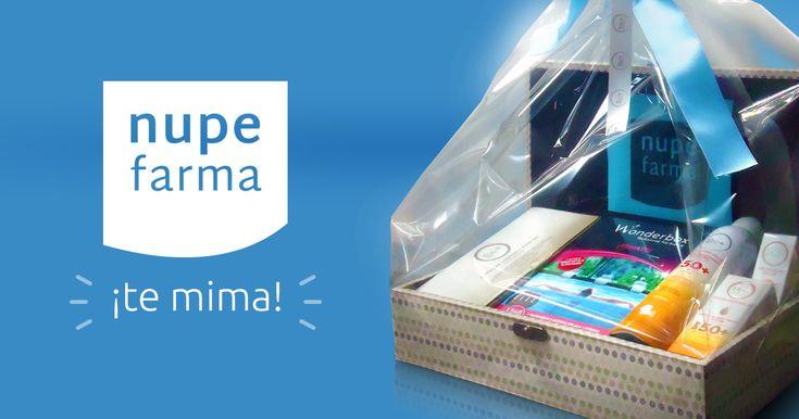 "Nupefarma sortea Wonderbox ""mímate"" + pack  solares"