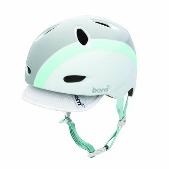 Bern Berkeley Summer Bomber Helmet with Visor