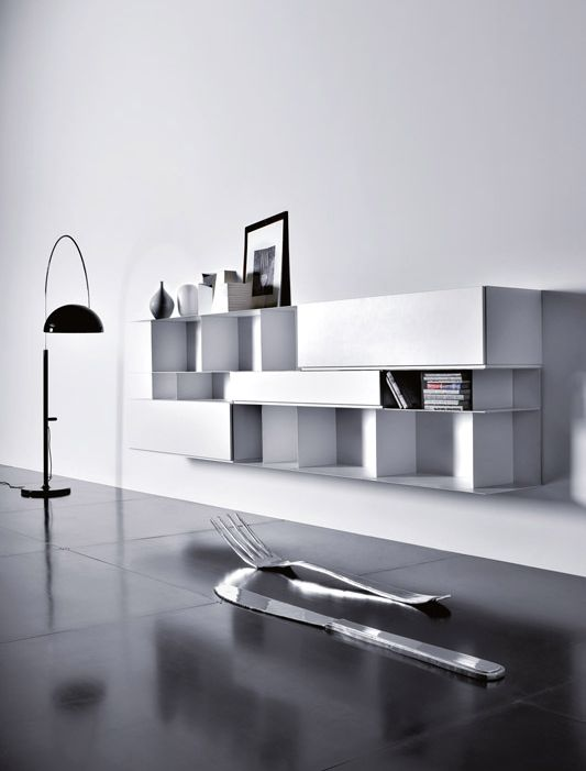 Apetyt na więcej...  #white #modern #furniture #from #italy #pianca