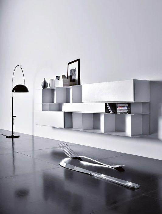 Apetyt na więcej...  #white #modern #furniture #from #italy #pianca