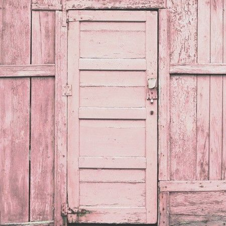 pink ~ ♥ ~: Paintings Doors, Lights Pink, Rustic Wall, Art Paintings, Art Photographers, Front Doors, Home Decor, Pink Doors, Decor Pastel
