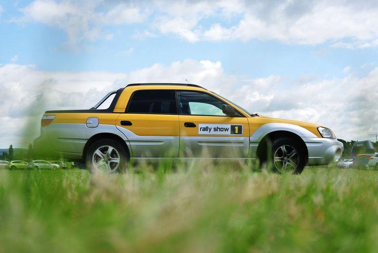 Tohle auto v Česku nejspíš potkáte tak jednou za pár let. #baja