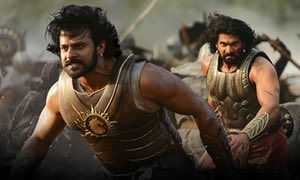 World-beating … Baahubali 2: The Conclusion opened above Tom Hanks's The Circle at the US box office
