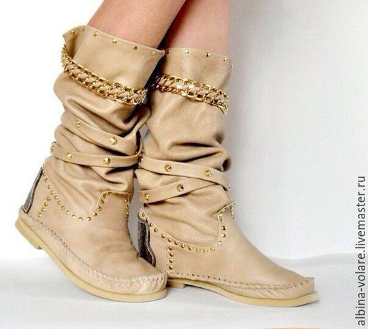 Итальянская обувь ручной работы VOLARE.