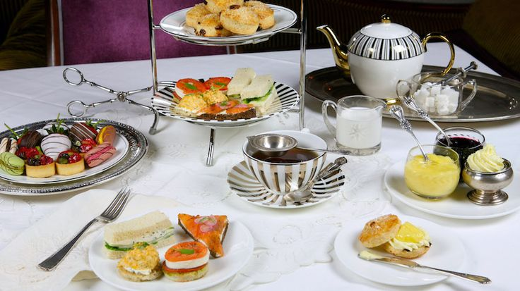 A Very Special Afternoon Tea Begins January 22 at Steakhouse 55 at the Disneyland Hotel