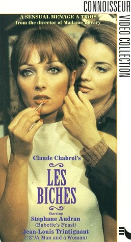 Les Biches - by Claude Chabrol