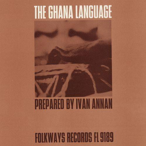 The Ghana Language [CD]