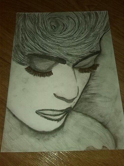 My art pencil