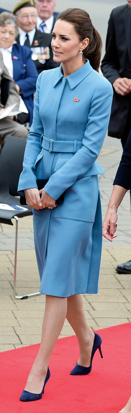 Vanity Fair's International Best-Dressed List Hall of Fame: Catherine, Duchess of Cambridge | http://aol.it/1unWgGq via @stylelist