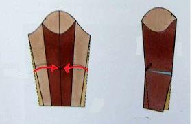 El costurero de Stella: Manga sastre de dos piezas