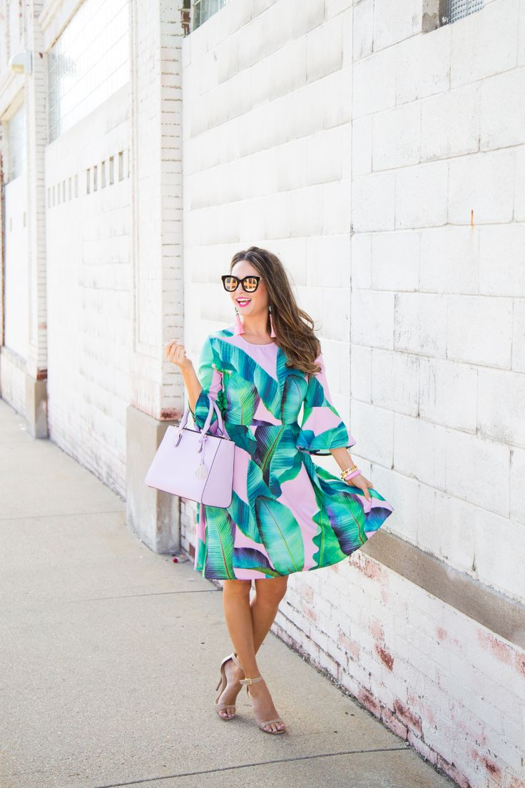 $22 Leaf Print Dress + $1,000 Nordstrom Giveaway