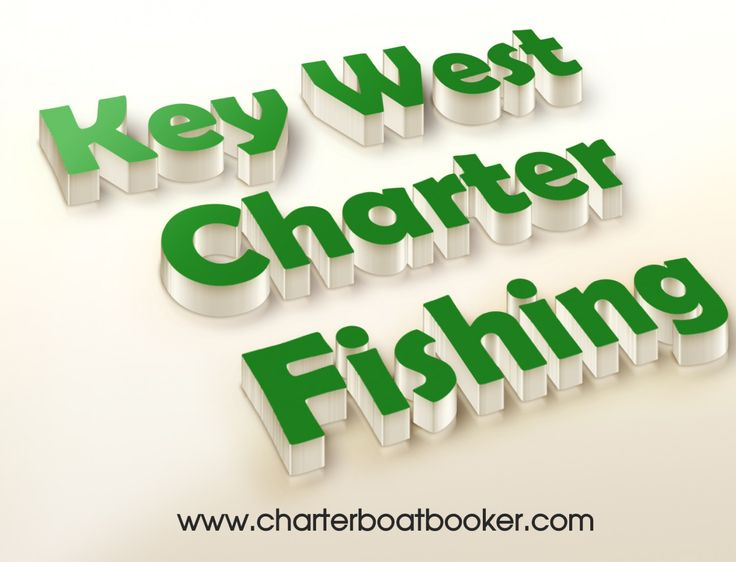 Key West Fishing Charters Infographic