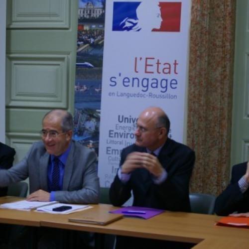 Ligne TGV Nîmes-Montpellier : Près de 2 milliards d'euros pour un enjeu européen