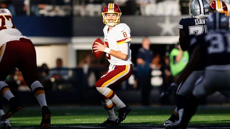 Washington Redskins willing to use franchise tag on Kirk Cousins again