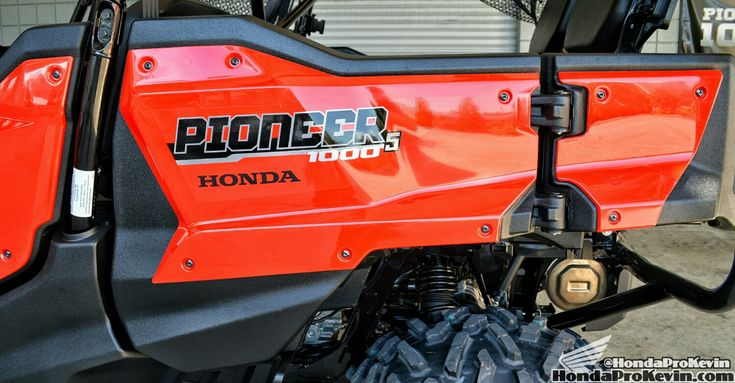 42 Best Images About 2016 Honda Pioneer 1000 5 Ride