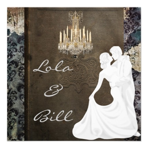 Old Hollywood or whimsical themed wedding sign in book or even a large canvas of this at the door entry?