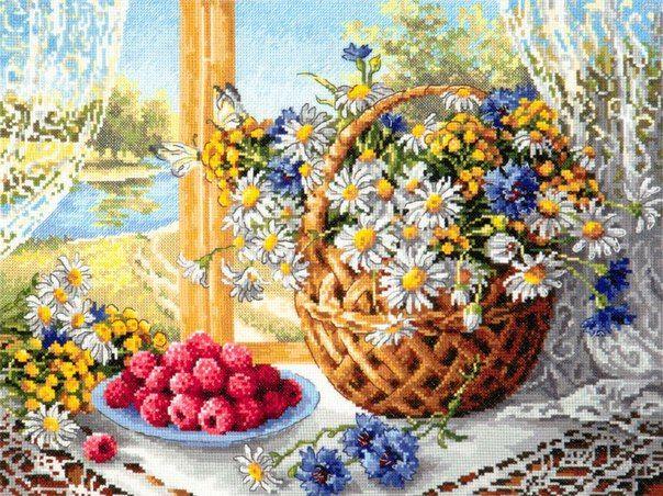 Натюрморты, фрукты, овощи, ягоды