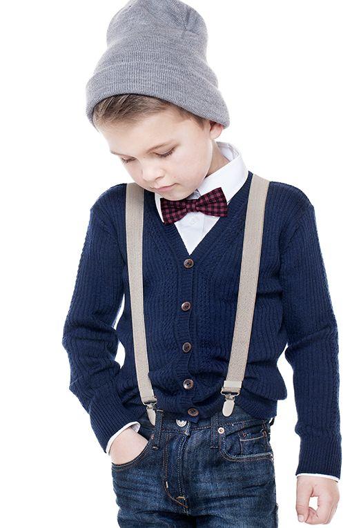 Little Mole boys fall/winter 2014 kids fashion at Pitti Bimbo 78th Edition