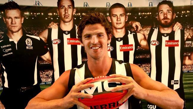 Scott Pendlebury new Collingwood captain