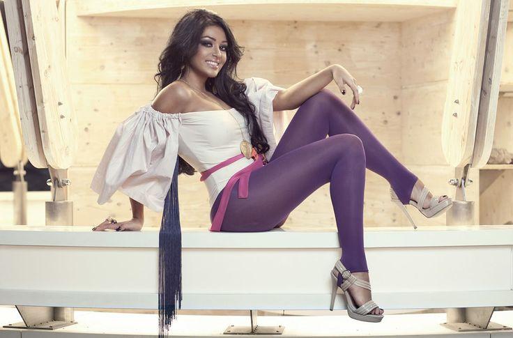 Elena Ionescu (Mandinga, Eurovision Romania)