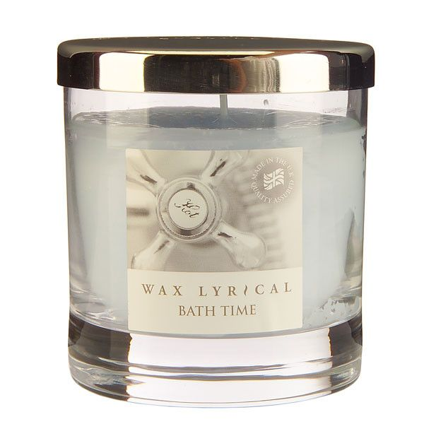 Wax Lyrical Bath Time candle