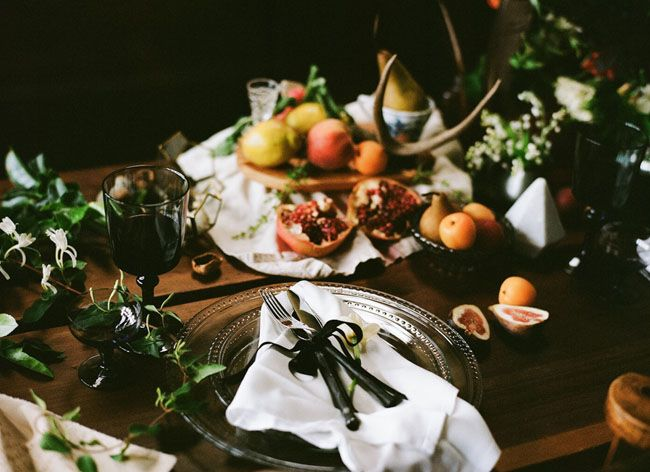 Dutch Still Life Wedding Inspiration | Green Wedding Shoes Wedding Blog | Wedding Trends for Stylish + Creative Brides