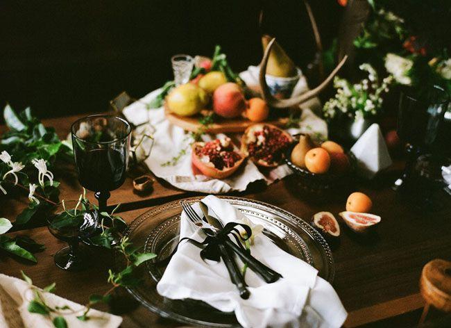 Dutch Still Life Wedding Inspiration | Green Wedding Shoes Wedding Blog | Wedding Trends for Stylish + Creative Brides