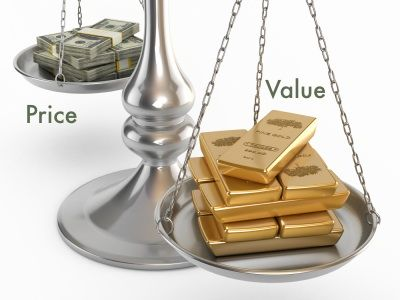 The Difference Between Price & Value: Create A Profitable Balance