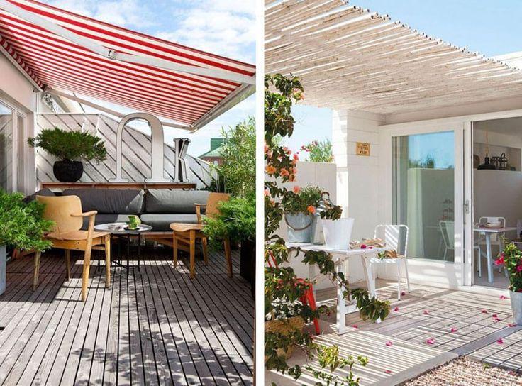 Mejores 331 im genes de terrazas patios y balcones en for Productos para impermeabilizar terrazas transitables