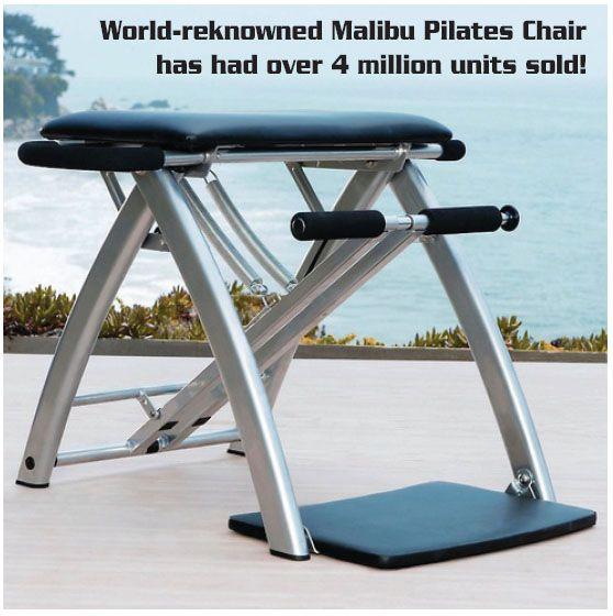 Malibu Pilates Pro Exercise Chair: 11 Best Fitness Portfolio. Images On Pinterest