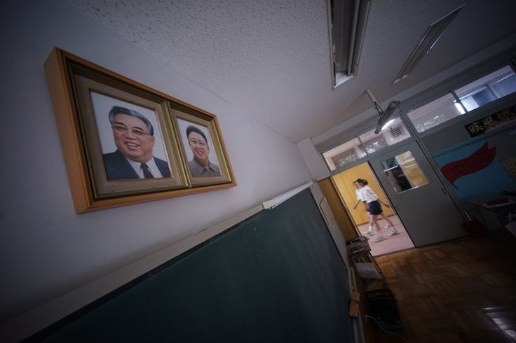 Kim Il Sung, KIm Jong Il My AP Story today https://www.apnews.com/73db9c48785940aeac4a8ced63785606/North-Koreans-in-Japan-loyal-to-roots-amid-discrimination
