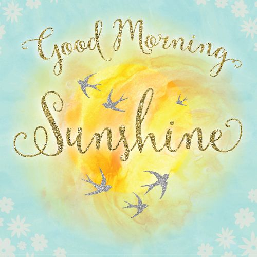 Wake up & let your #smile shine the world with this #GoodMorning #ecard.