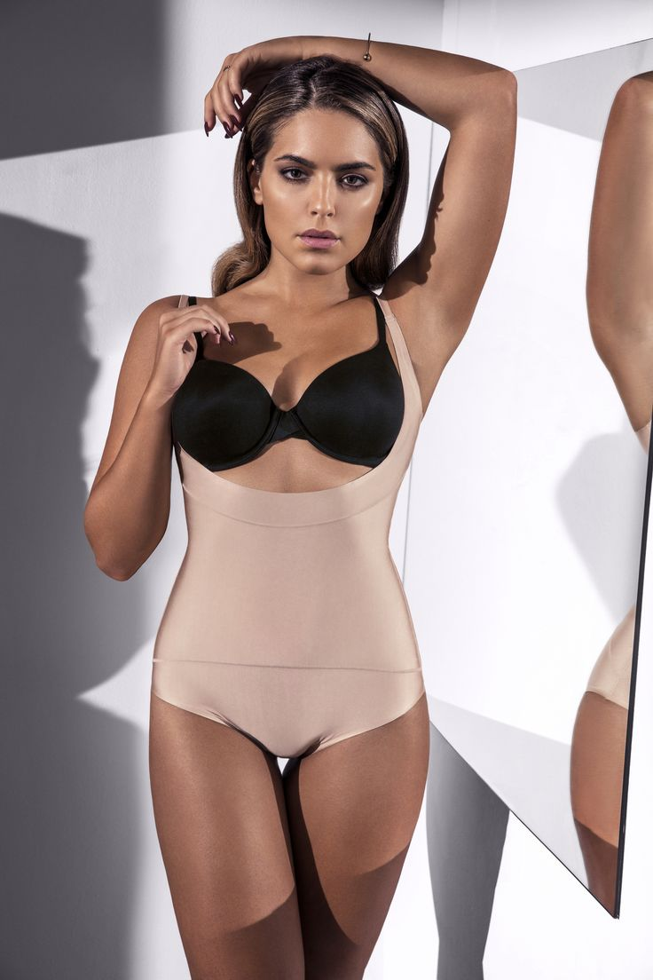 Innovation. Design. Confidence. The Underbust bodysuit creates sleek smooth lines whilst providing you with firm control.