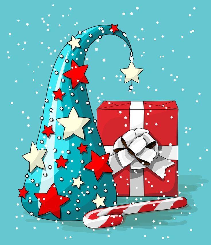 Tatyana Ivanova Weihnachten Ivanova Tatyana Weihnachten Zeichnungenweihnachten Weihnachten Zeichnung Weihnachten Illustration Weihnachtsbilder