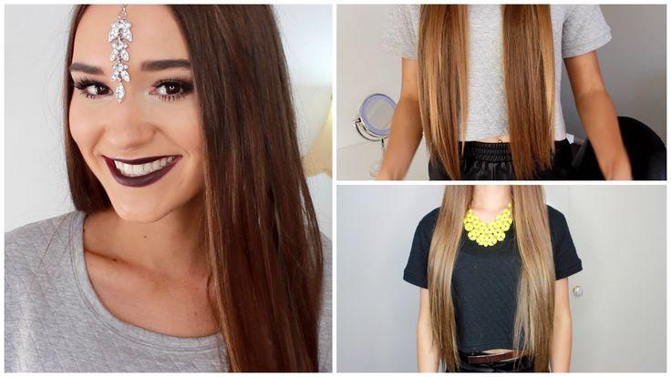 Shani Grimmond talks ZALA hair extensions