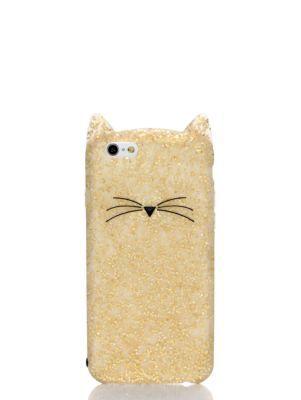 glitter cat iphone 6 case | Kate Spade New York