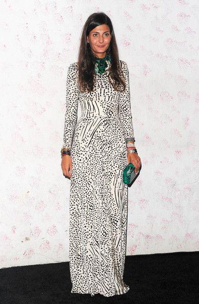 Giovanna Battaglia Photo - Barneys New York Celebrates Carine Roitfeld - Arrivals