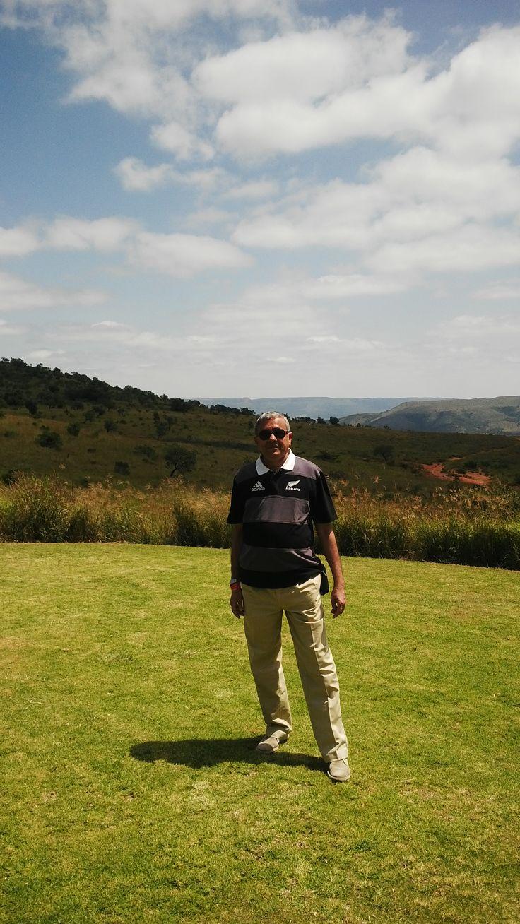 "At ""Best View in Gauteng"" #CradelOfHumankind #Maropeng #SouthAfrica"