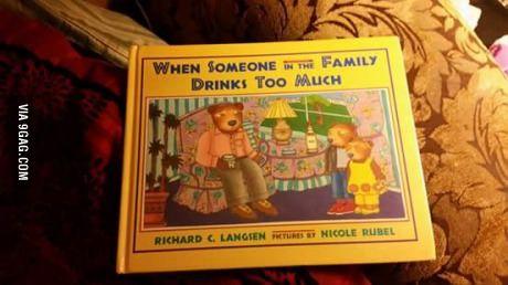 Found this on my niece's shelf...