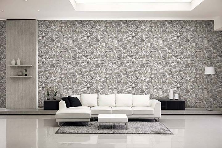 Stone Wallpaper Available Now In Karachi 3d Brick Wallpaper Wallpaper Stone Wallpaper Brick Design Interior Design Brick Design 3d Brick Wallpaper