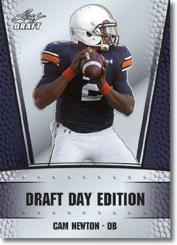 2011 Leaf NFL Draft Day Edition #4-A Cam Newton RC / Looking to Pass - Carolina Panthers (RC - Rookie Card) (Football Cards) by Leaf NFL Draft Day Edition. $4.94. 2011 Leaf NFL Draft Day Edition #4-A Cam Newton RC / Looking to Pass - Carolina Panthers (RC - Rookie Card) (Football Cards)