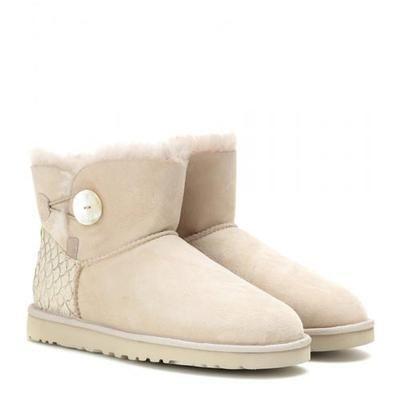UGG Australia - Mini Bailey Button boots #uggboots #uggaustralia #covetme